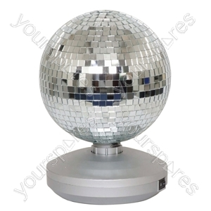 "8"" Free Standing Mirror Ball"