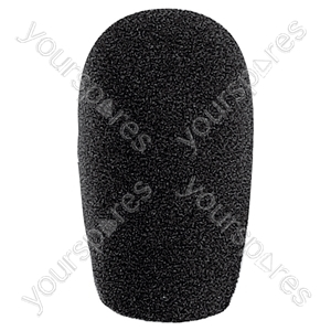 Foam Microphone Windshields 22mm 3 Pk