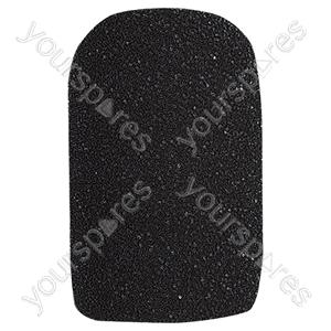 Foam Microphone Windshield 5mm