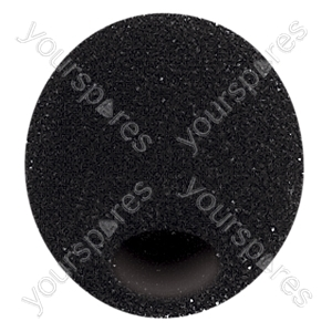 Foam Microphone Windshield 7mm
