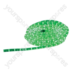 Eagle Static Plug and Play LED Rope Light 9m - Colour Green