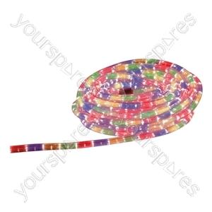 Eagle Static Plug and Play LED Rope Light 9m - Colour Multi-coloured