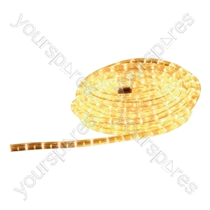 Eagle Static LED Rope Light 6m - Colour Yellow