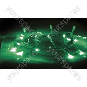 Eagle LED String Light (20) - Colour Green
