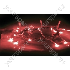 Eagle LED String Light (20) - Colour Red