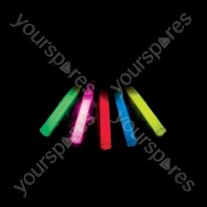 Glow Stick 150mm - Colour Green