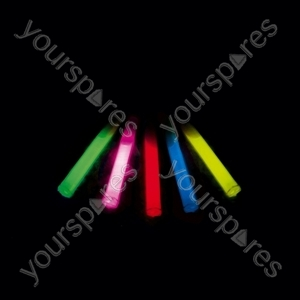 Glow Stick 150mm - Colour Pink