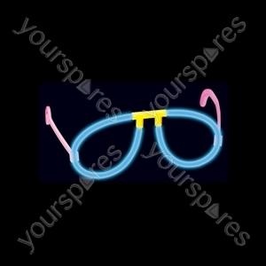 Glow Glasses - Colour Blue