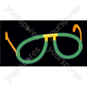 Glow Glasses - Colour Green