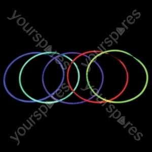 Glow Necklace 500mm - Colour Blue
