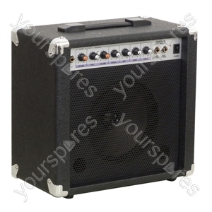 Guitar Amplifier with Reverb 10W