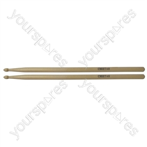 Maple Drum Sticks (Pair) - Size 2B