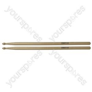 Maple Drum Sticks (Pair) - Size SRH