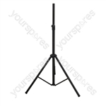 SoundLAB 35mm Heavy Duty Adjustable Steel Speaker Stand