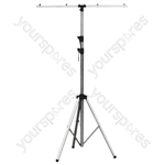 Adjustable Aluminium Lighting Stand with 1.22m T Bar