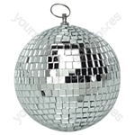 FXLab Silver Mirror Ball - Diameter (mm) 100mm (4inch)