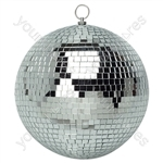 FXLab Silver Mirror Ball - Diameter (mm) 250mm (10inch)