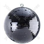 Black Mirror Ball - Diameter (mm) 400