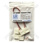 2-Pin Tapelight Accessory Pack