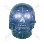 FX LAB Black 3 W Skull Design LED Strobe