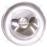 Silver Narrow Spot Par 56 Reflector with Lampholder