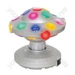 6 Inch Revolving Disco Ball