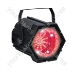 Cheetah Red Led Plastic Strobe