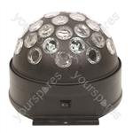 Cheetah LED RGB Dome Disco Light Effect