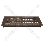 SoundLAB Black High Quality DMX Controller