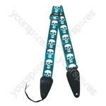 Johnny Brook Fashion Design Guitar Strap