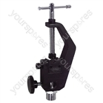 Microphone Desk/Pole Clamp With 3/8 thread Adaptor