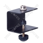 Table Fixing Microphone Gooseneck Mount (up to 40 mm)