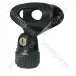 Microphone Holder with Swivel Adjustment 20mm