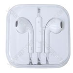 In-Ear Stereo Earphones with Microphone and Volume Control