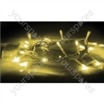 Eagle LED String Light (20) - Colour Warm White