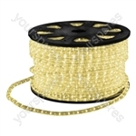 Eagle Static LED Rope Light 45m - Colour Warm White