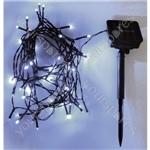 Eagle LED Solar Powered Outdoor String Lights 200 LED's 20m Length - Colour White