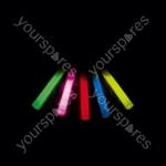 Glow Stick 150mm - Colour Red