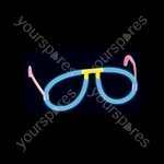 Glow Glasses - Colour Blue