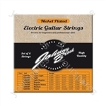 Johnny Brook Nickel Plated Steel Electric Guitar Strings Set of 6 - Gauge Medium