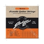 Johnny Brook Bronze Acoustic Guitar Strings Set of 6 - Gauge 013/.017/.026/.036/.046/.056