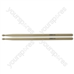 Maple Drum Sticks (Pair) - Size 7A
