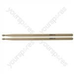 Maple Drum Sticks (Pair) - Size 5B