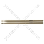 Maple Drum Sticks (Pair) - Size 2B