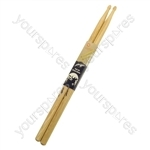 Oak Drum Sticks (Pair) - Size 5B
