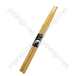 Oak Drum Sticks (Pair) - Size 2B