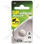 GP Alkaline Button Cell LR9