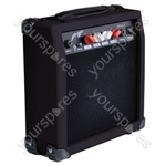 Johnny Brook 20W Guitar Amplifier - Colour Black