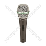 Samson Q4 Switched Dynamic handheld Microphone