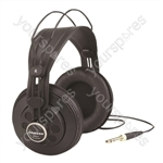 Samson Professional Studio Reference Open Back Headphones (Pack of 2)